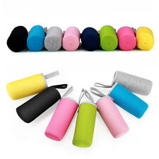 Sport Water Bottle Cover Neoprene Insulated Sleeve Bag Case Pouch for 550mL HOT
