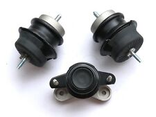 3PC ENGINE AND TRANSMISSION MOUNT FOR 2008-2012 INFINITI FX35 3.5L RWD FAST SHIP
