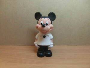 Mickey Mouse – vinyl Toothbrush Holder 1960s Combex made in England