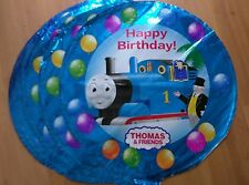 (6) Pc Thomas and Friends Train Balloons PARTY BIRTHDAY SUPPLIES