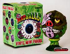 Lock Lips 3/80 Mad Balls Kidrobot Vinyl Mini Figure Brand New Relase