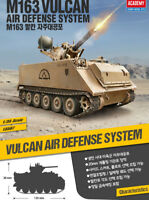 1/35 M163 VULCAN AIR DEFENCE SYSTEM #13507 ACADEMY HOBBY MODEL KITS