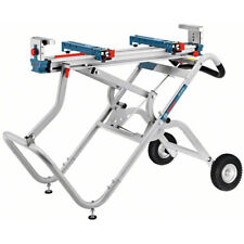 Bosch Bleu Professional Transport-et table de travail GTA 2500 W BRICOLAGE Table