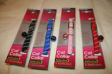Nylon Cat Lighted/Safety Collars