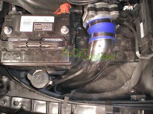 Blue 2pc Cold Air Intake Kit For 1999-05 Pontiac Grand AM 3.4L V6 GT GT1 SE1 SE2