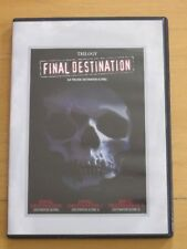 Final Destination Triple Feature DVD English French Audio Full Screen