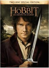 The Hobbit: An Unexpected Journey [New DVD] Special Edition