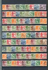 Lot Schweiz  o - Freimarken aus  1949 - undurchsucht  ( 39542 )