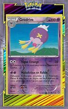 🌈Grodrive Reverse - XY11 - 47/114 - Carte Pokemon Neuve Française