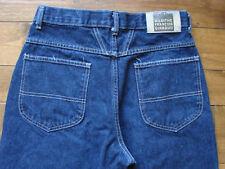 Vintage Marithe Francois Girbaud Dark Denim Mens Jeans Sz 30 x 35 ~ Baggy Cargo