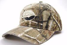 Shippensburg Raiders The Game NCAA Division II  Team Logo Camo Cap Hat