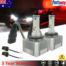 110W 26000LM D1S D3S CREE LED Headlight Conversion Kit DRL Fog Light Bulbs 6000K