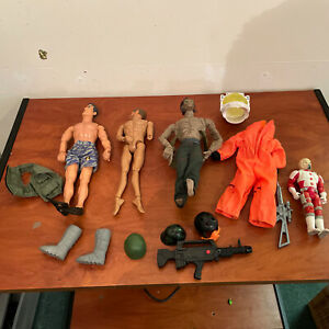 Action Man And Toy Job Lot and other bits
