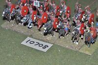 25mm roman era / roman - cavalry 16 cavalry - cav (10708)