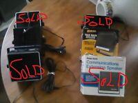 ****L@@K***CB Radio external speaker talkback 1 Diesel or 1 Vanco Tested Works.