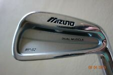 Mizuno MP-52 Dual Muscle Forged 5-PW Irons- Nippon NS. Pro 1050GH shafts + Wedge