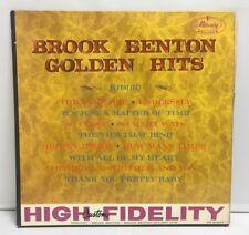 Brook Benton – Golden Hits Vinyl MG 20607