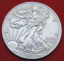 2010 Silver American Eagle BU Coin 1 oz. US $1 Dollar Brilliant Uncirculated *29