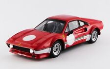 Ferrari 308 Gtb4 Lm Test Fiorano 1976 Niki Lauda  Best 1:43 BE9641