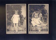 einige alte Foto auf Karton 5