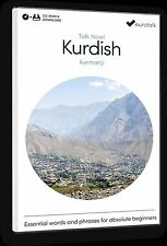 Eurotalk Talk Now Kurdish (Kurmanji) for Beginners - Download option and CD ROM