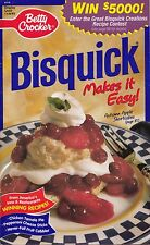 BISQUICK MAKES IT EASY! 1995 BETTY CROCKER COOKBOOK #110 PEPPERONI CHEESE STICKS