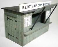 Ancorton 95831 OO Gauge Bacon Butty Hut Kit