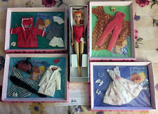 Let's Play Barbie Doll  REDHEAD Complete Reproduction Set  nrfb