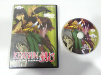 Kenshin Il Guerriero Samurai DVD Vol 24 Cap 71-73 + Extra Manica Selecta Vision