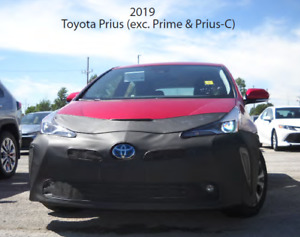 Lebra Front Mask Cover Bra Fits 2019-2020 Toyota Prius All Exc. C & Prime models