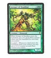 Avenger of Zendikar FOIL Worldwake Green MTG Magic Mythic Rare Read Description