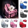 UK! Dog Hammock Car Seat Bag Folding Pet Waterproof Mat Cover Travel Storage Bed