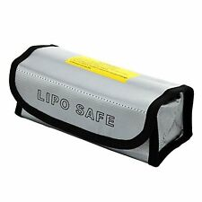 185*75*60mm LiPo Battery  Safe Guard Charging Protection Explosion-proof Bag