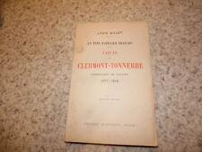 1919.Louis de Clermont-Tonnerre.Guerre 14-18.Louis Gillet