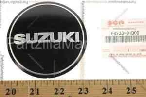 Suzuki 68233-01D00 - EMBLEM CONTACT