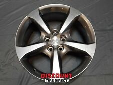 1 USED 20X9 40 Offset 5x120 Chevrolet Camaro OE Wheel / Rim