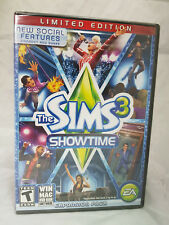 The Sim 3 Showtime Limited Edition PC MAC Brand New