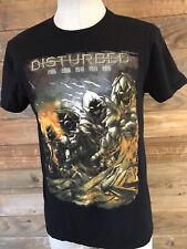 "Disturbed Rock Band Mascot ""The Guy"" 2005-2015 Image T-shirt Men's Medium"