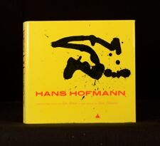 1963 Hans Hofmann with an Introduction by Sam Hunter Illustrated Art