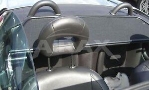 AIRAX Windschott  Peugeot 206 CC Bj.2000-2007 Schnellverschluss