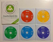 Switched on Schoolhouse 3rd Grade COMPLETE Set! SOS