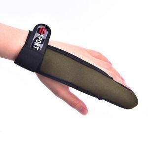 Single Finger Protector Fishing Gloves One Finger Non-Slip Glove Stall Prote  MJ
