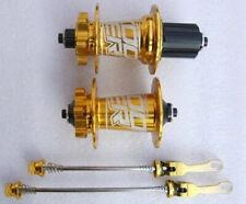 KOOZER MTB Road Bike Hubs 32H disc brake Hub 100*9 135*10mm Front Rear + skewers