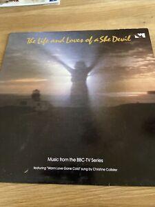 The Life And Loves of a She Devil Vinyl 1986 UK LP BBC REB615 Richard Thompson
