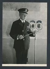 1920's JOHN PHILIP SOUSA, Famous Band Leader Vintage Photo by Harold Stein