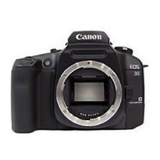 NEW CANON EOS 30 SLR FILM CAMERA BODY ONLY 35MM EYE CONTROLLED FOCUSING │IN BOX│
