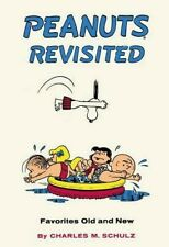 Peanuts Revisited Graphic Novel Hardback by Charles M Schulz