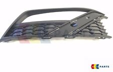 NEW GENUINE VW POLO GTI 15-17 FRONT BUMPER LOWER RIGHT O/S GRILL TRIM BLACK