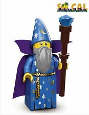 LEGO MINIFIGURES SERIES 12 71007 Wizard - Unused Code