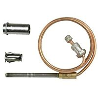 Honeywell CQ100A1013 24-Inch Replacement Thermocouple for Gas Furnaces, Boilers